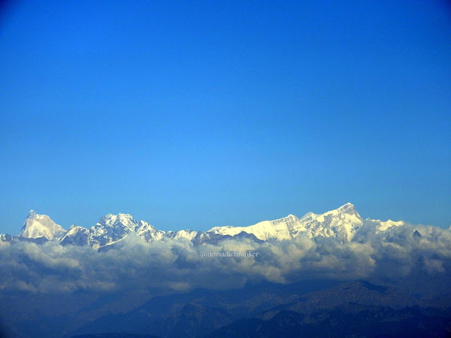 Nag Tibba, Jhandi, Bandarpoonch, Uttarakhand, India, Himalayas