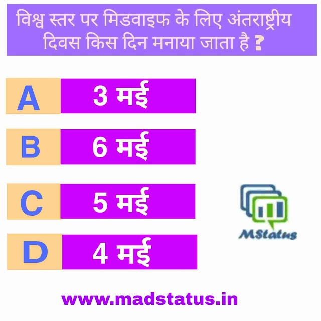 Top Current affairs quiz For RRB, SSC, IAS : 6 MAY 20