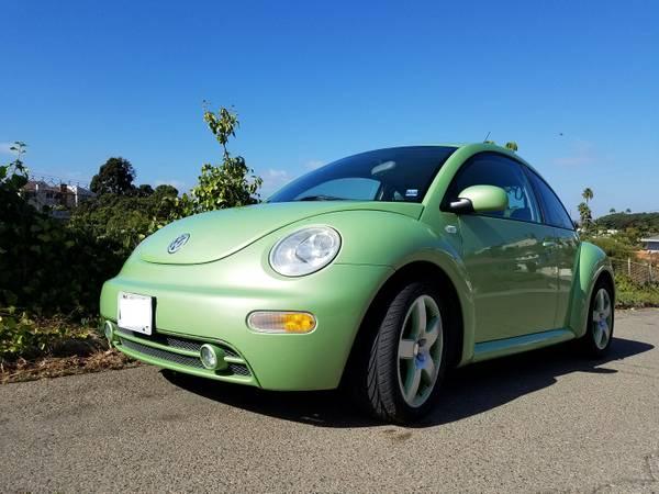 Special Edition 2003 Volkswagen Beetle GLS
