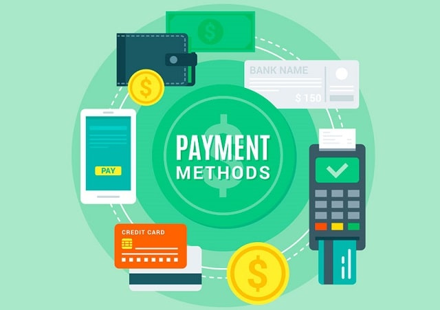 what payment methods accept starting small business