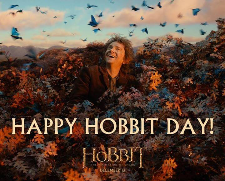 Hobbit Day Wishes Images download