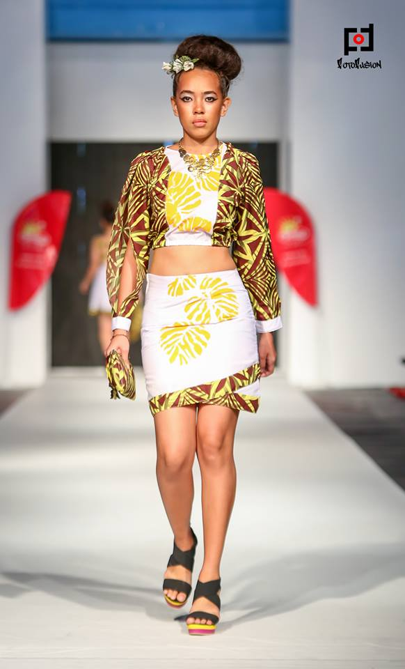 Fiji Fashion Week Sulu Chamba