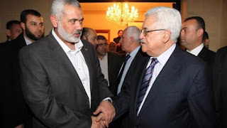 "1st round of Palestinian reconciliation dialogue in Cairo ""positive"""