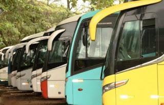 Estado autoriza retomada do transporte intermunicipal em Lagoa Real, Paramirim e Piatã