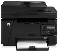 HP LaserJet Pro M127fn Télécharger Pilote Driver Imprimante Gratuit