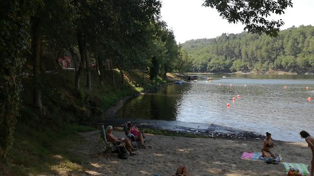 Zona Fluvial da Barragem