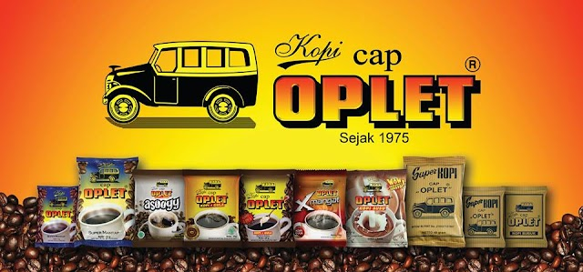 Kopi Cap OPLET Khas Bogor