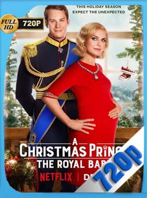 Un príncipe de Navidad: Bebé real (2019) HD[720P] latino[GoogleDrive] DizonHD