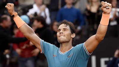 Rafael Nadal Won the Italian Open 2019
