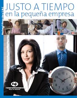 Guía para aplicar Just In Time en tu empresa