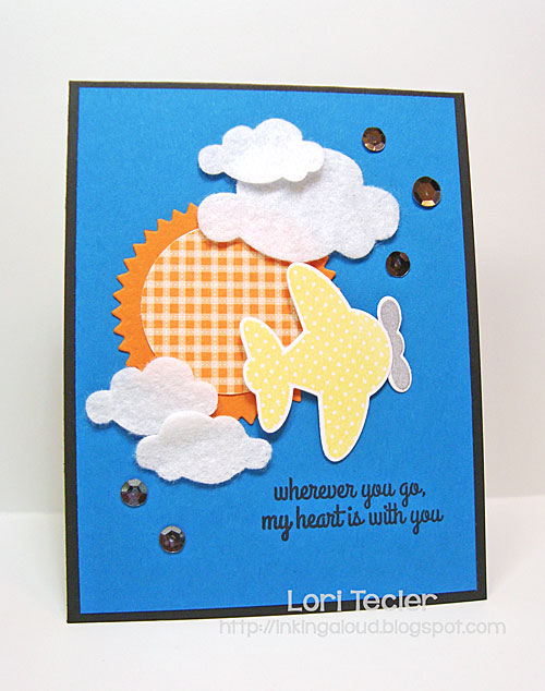 Wherever You Go card-designed by Lori Tecler/Inking Aloud-stamps and dies from Reverse Confetti