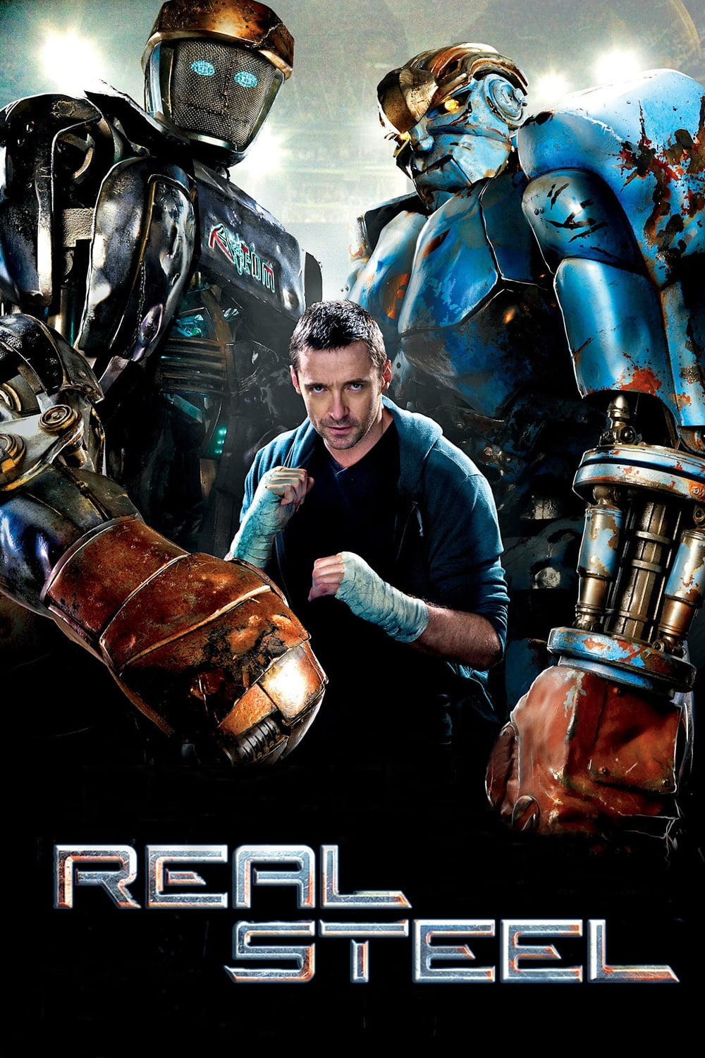 REAL STEEL (2011)  TAMIL DUBBED HD
