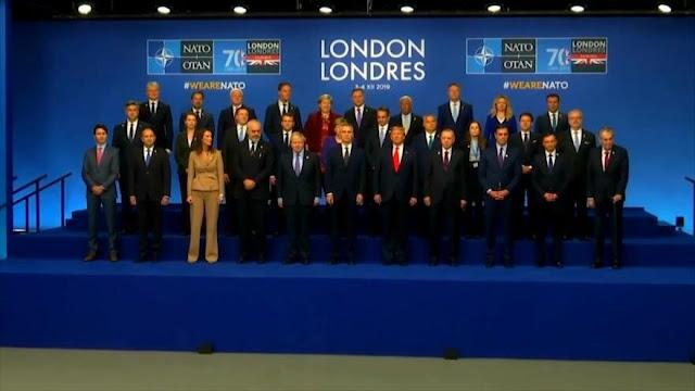 Culmina la cumbre de la OTAN con tensiones entre los líderes