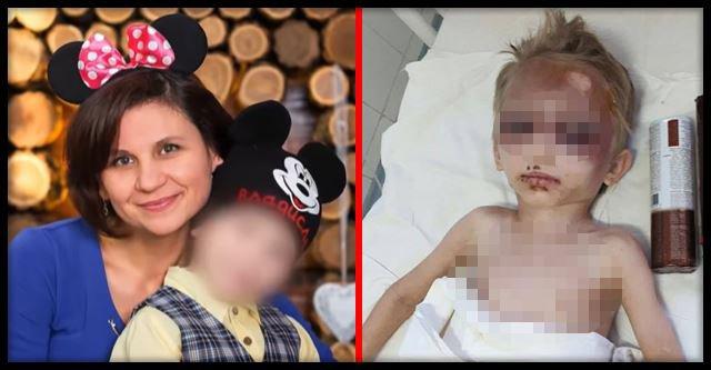 Колола иглой и била ногами: в Днепре мать-садист издевалась над ребенком (фото 18+)