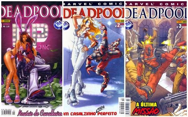 Quadrinhos Deadpool Pdf