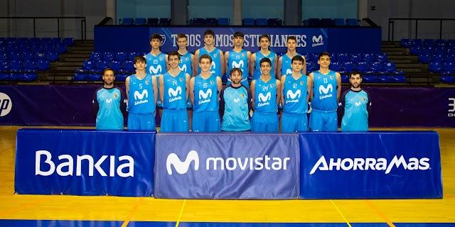 L'Estudiantes de Madrid presenta el seu equip per al XIIVé  Torneig Cadet del Genovés