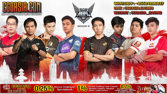 MPL Mobile Legends Indonesia Season 5 : Mulai memanas.- Rumahsport.com