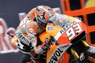 Hasil Lengkap Latihan Bebas 1 (FP1) MotoGP Austin