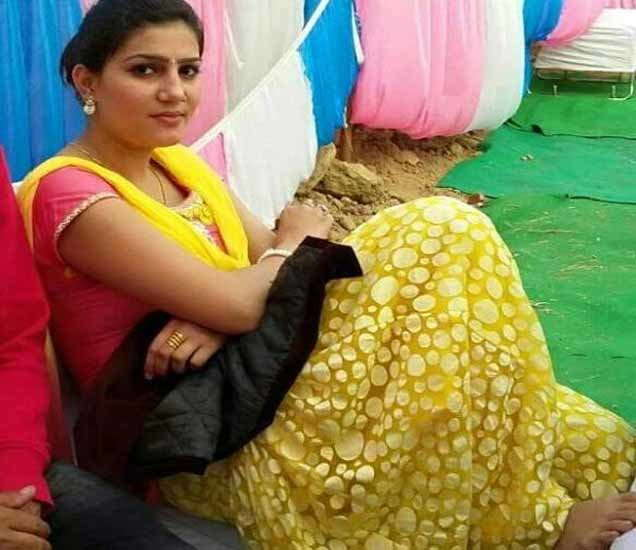 Unseen Photos Of Sapna Chaudhary