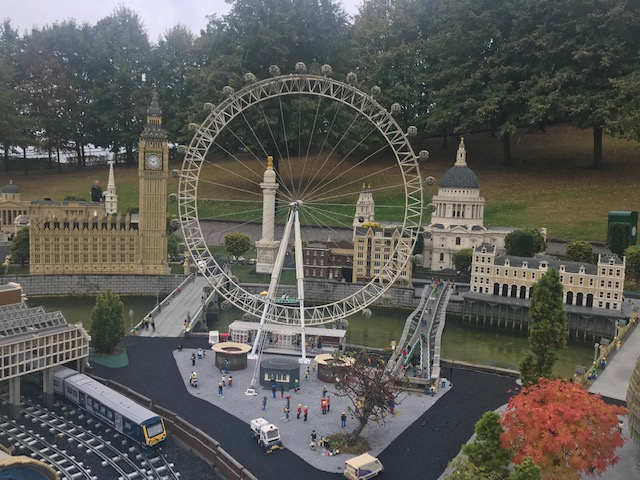 Legoland, Windsor, Miniland, London,