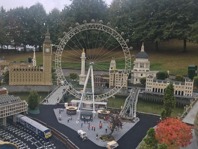 Legoland, Windsor, Miniland, London,