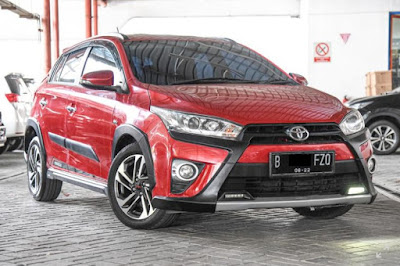Mengenal Toyota Yaris, Mobil Perkotaan yang Sporty