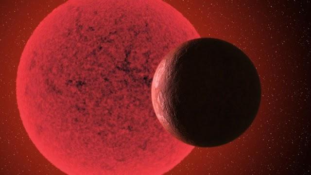 Νέα υπερ-Γη γύρω από ένα άστρο ερυθρό νάνο