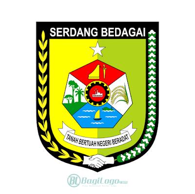 Kabupaten Serdang Bedagai Logo Vector