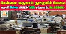 Chennai Revenue Department Recruitment 2021 Driver Posts