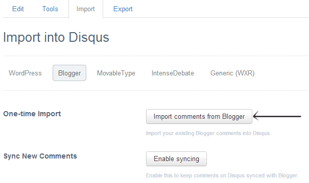 import-comments-from-blogger