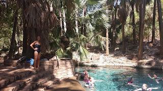 Zielony raj na środku australijskiej pustyni