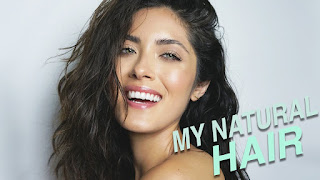 How I Air Dry and Style My Natural Hair Coarse Frizzy Wavy Textured Hair