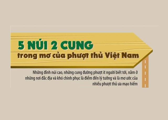 5 đỉnh núi 2 cung đường tuyệt đẹp ở Việt Nam mà bạn nhất định phải đi