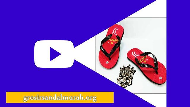 grosirsandalmurah.org - Sandal TG - AMX Club Bola Simplek TG