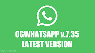 Download OGWhatsApp v7.35 Latest Version Android
