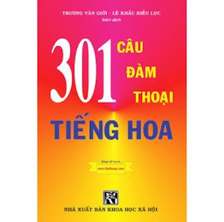 301 Câu Đàm Thoại Tiếng Hoa-khổ nhỏ ebook PDF-EPUB-AWZ3-PRC-MOBI