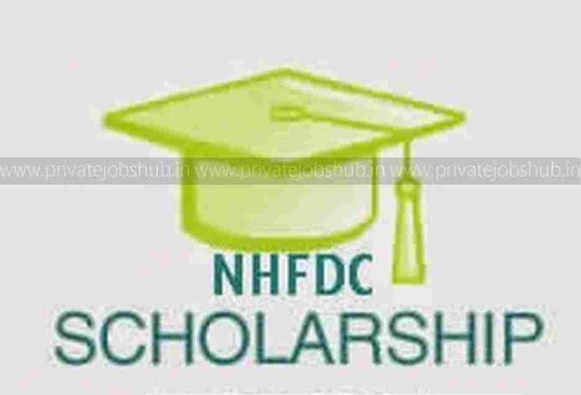 NHFDC Scholarship