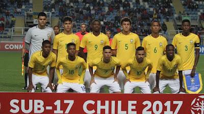 Brazil vs Honduras U17 Live Stream