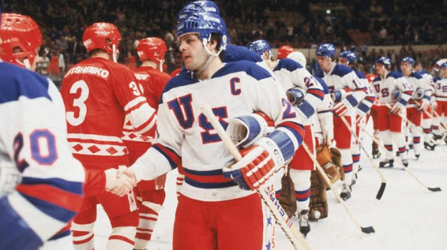 usa hockey olympic miracle us military veteran teammate contributions