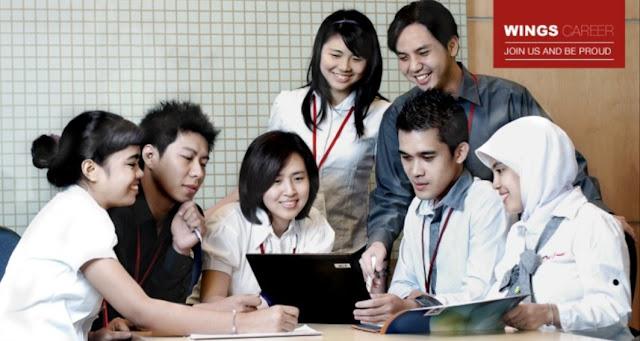 Informasi Lowongan Kerja Karyawan Wings Group Posisi Wings Graduates Trainee Program Untuk Penempatan Sumatera, Jawa Barat, dan Kalimantan Barat - Periode Oktober 2019