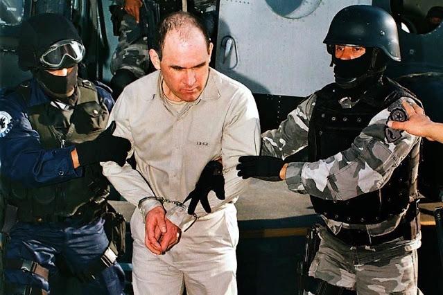 Ahora Osiel Cárdenas, exjefe del Cartel del Golfo, saldrá en tres años de una prisión regresan los capos de la vieja escuela