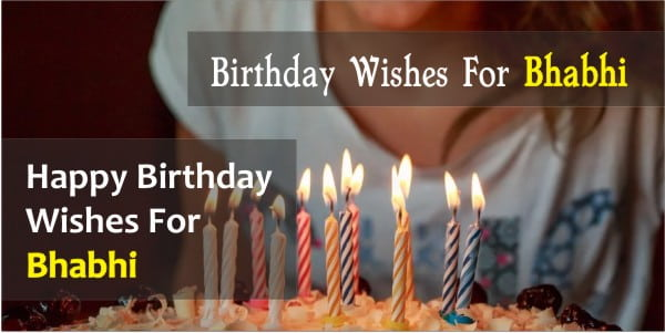 birthday wishes for bhabhi in hindi english a best