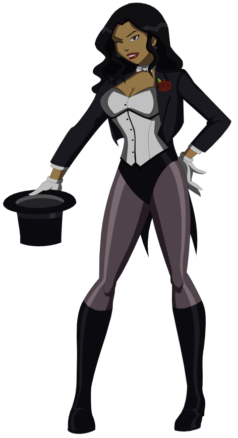 zatanna young justice toy - 472×866