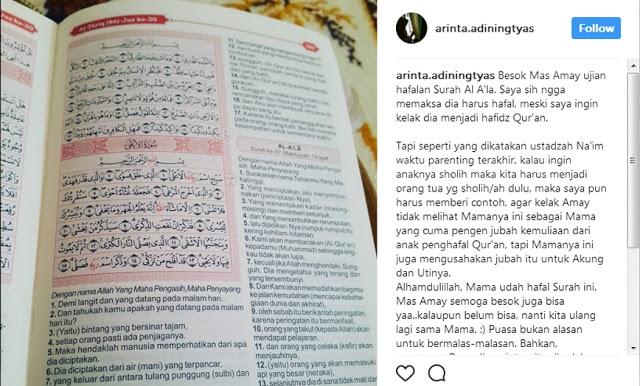 Menghafal Al-Qur'an