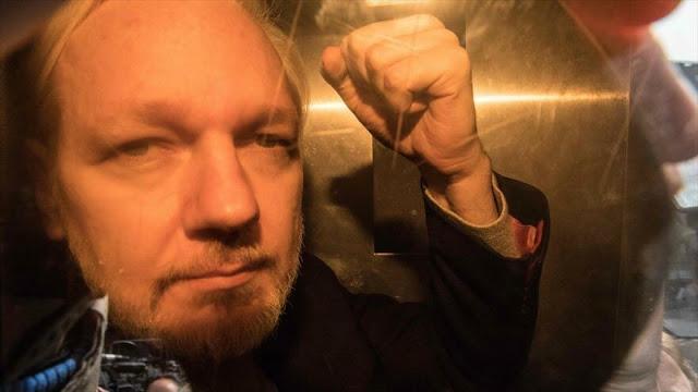 ONU pide a Londres que respete derecho a libertad de Assange