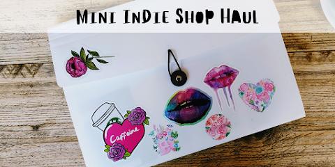 Mini Indie Shop Haul!