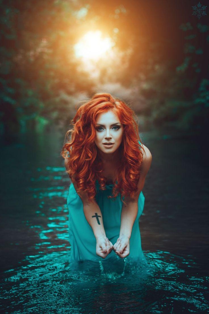 Beautiful Ginger Hair  The HairCut Web