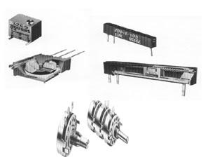 أنواع المقاومات الكهربائية PDF