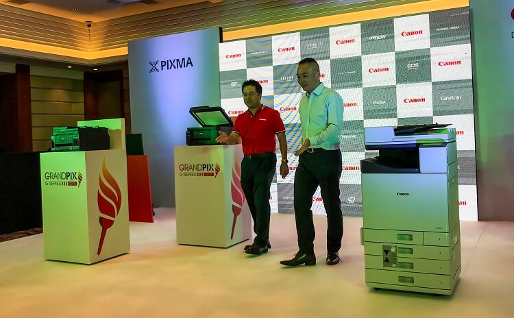 Canon Launches New Printers in the Philippines