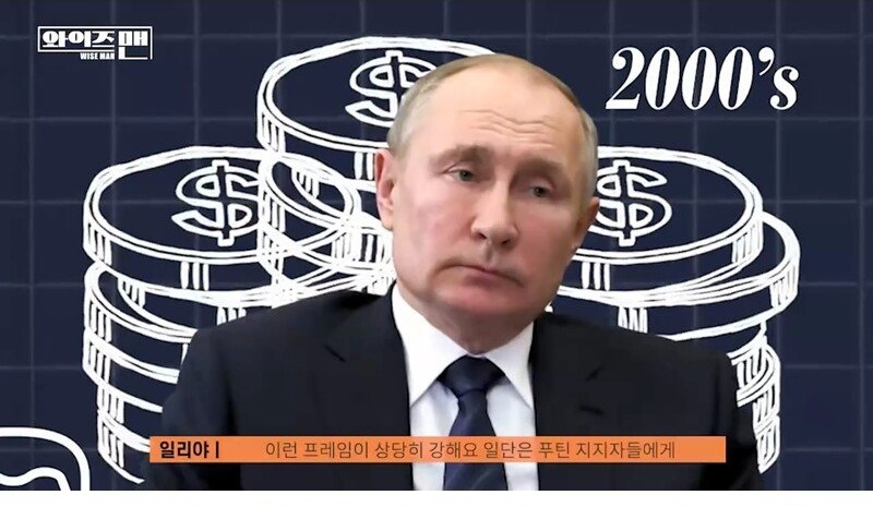 러시아에서 푸틴 지지율이 아직 높은 이유 - 꾸르